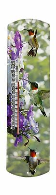Heritage America by MORCO 375HUM Hummingbird Outdoor or Indoor Thermom... NO TAX