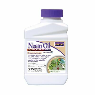 Bonide 024 Concentrate Neem Oil Insect Repellent 16-Ounce 1 NO TAX