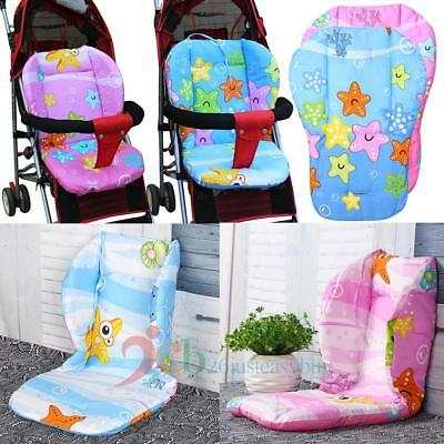 Baby Stroller Mat Kid Feeding Chair Cushion Baby Carriage Child Car Seat Pad