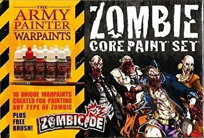 The Army Painter: Zombicide Core Paint Set (A8n)