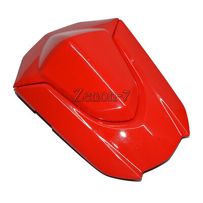Red Motorcycle Pillion Rear Seat Cowl Cover for Suzuki GSXR1000 K9 2009-2010