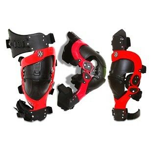 Asterisk Cell Knee Braces adults LARGE (pair)
