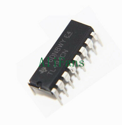 10PCS NEW TL494CN TL494 DIP-16 TI PWM Power Supply Controllers IC AF