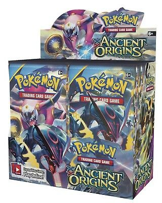 Pokemon TCG - XY Ancient Origins - Booster Box (36 Pack) - Brand New Sealed