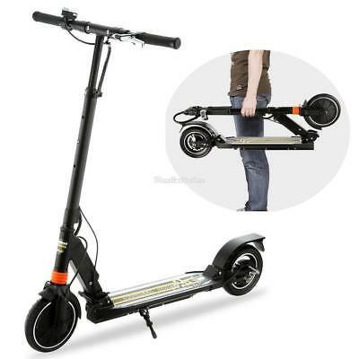 Electric E Scooter Ride on Rechargeable Battery With Removable Seat 250W 36V