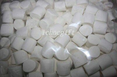 Large WHITE Marshmallows 1kg Bulk Bag
