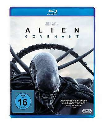 Alien Covenant - Blu Ray