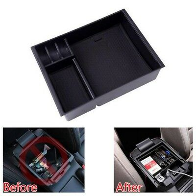 ABS Central Armrest Console Storage Box Glove Tray for Mazda 6 Atenza 2013-2017