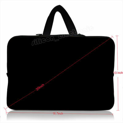 """17"""" 17.3"""" Laptop Notebook Computer PC Handle Case Bag for Toshina Acer Asus HP"""