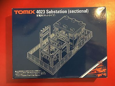 Sous station - Tomix 4023