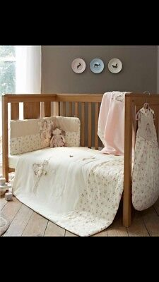 Mamas And Papas Once Upon A Time Cot Bed Set