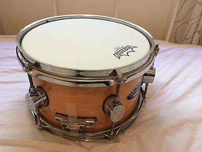 """PDP 10"""" FX snare drum with mounting clamp"""