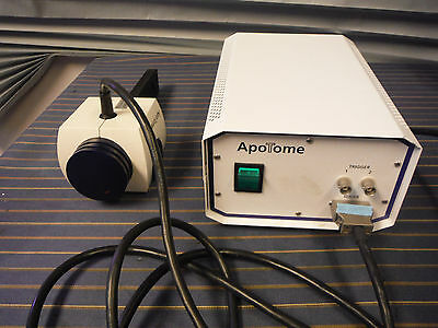 Carl Zeiss Apotome 3D Axio Stage Slider 1144-700 Made in Germany