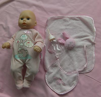 Zapf Creation Baby Annabell Doll New Version Amp Dummy 17
