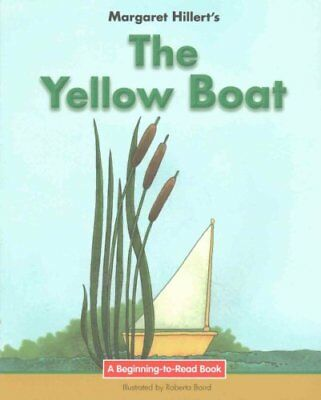 The Yellow Boat by Margaret Hillert 9781603579520 (Paperback, 2016)