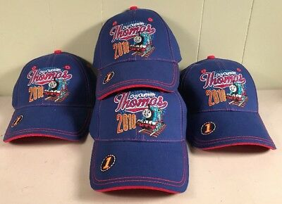 Lot Of 4. Day Out With Thomas Tank Train Boys Hat Cap