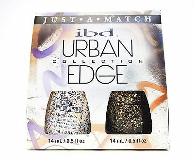 ibd Just Gel Polish Matching Nail Polish Urban Edge Variations 2ct/pack