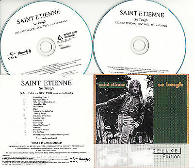 Saint Etienne - So Tough / You Need A Mess Of Help To Stand Alone
