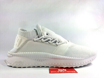 f725547cb8608 10 NEW MENS PUMA TSUGI SHINSEI Casual Sneaker Shoes Triple White 36375902