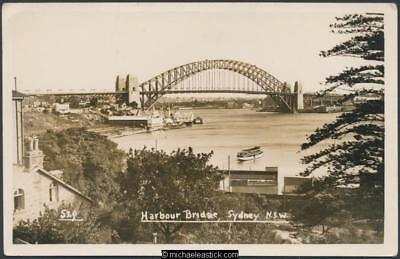 Sydney - The Harbour Bridge from the North Shore