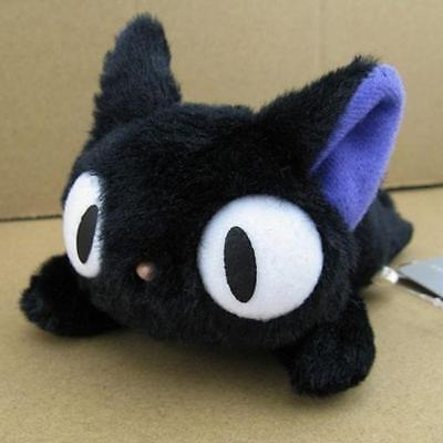 Japanese Anime Kiki's Delivery Service JIJI Cat Plush Mini Toy Gift Dolls