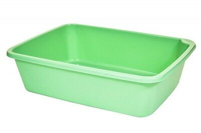 W1343G W13430 Cat Litter Tray- Green (4302)