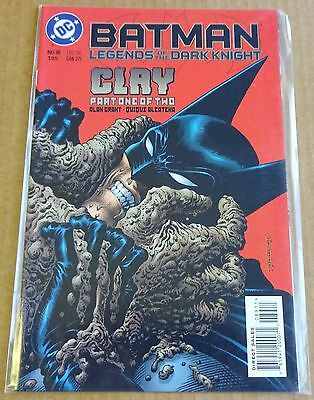 Dc Comics; Batman Legends Of The Dark Knight #89  New/unread High Grade Free P/p