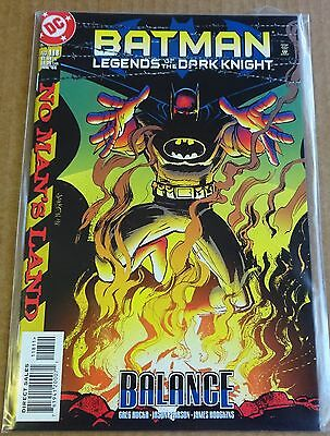 Dc Comics; Batman Legends Of The Dark Knight #118 New/unread High Grade Free P/p
