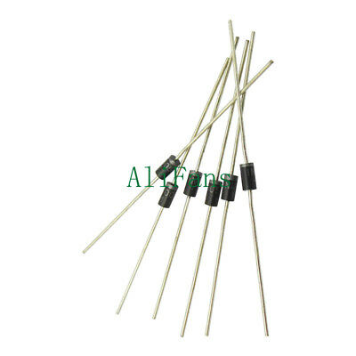 50 PCS 1N4005 IN4005 DO-41 1A 600V Rectifie Diodes NEW AF