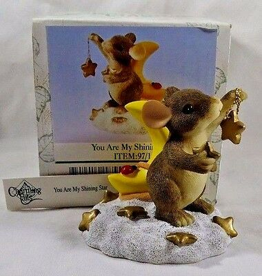 Charming Tails Figurine You Are My Shining Star