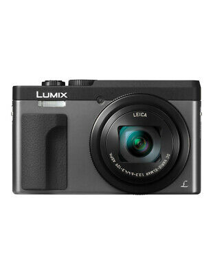 NEW Panasonic Lumix TZ90 20.3MP Camera - Silver