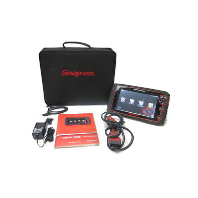 Snap-On Tools SOLUS Edge Full-function Scan Tool and Software (EESC320)