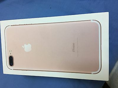 apple iphone 7 plus rosegold 32 gb Vodafone network new