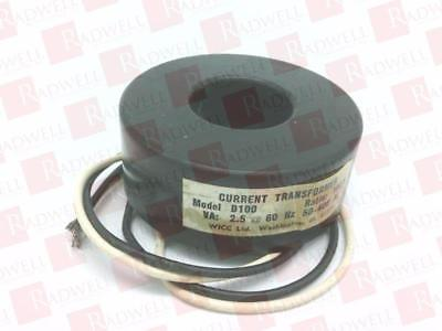 Wicc D100 / D100 (Used Tested Cleaned)