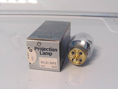 GE  DLD /  DFZ Photo Projection LIGHT BULB  LAMP Projector NOS New Old Stock