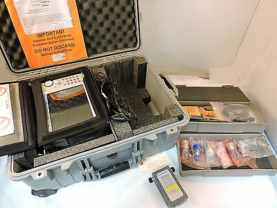 Anritsu MT8212E Cell Master Base Station Analyzer, MA24104A PowerSensor