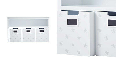 Great Little Trading Company (GLTC) Easy Reach Storage - White RRP £225