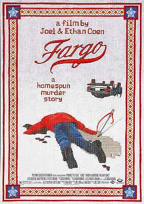 Fargo (1996) V2 - A2 POSTER ***LATEST BUY 1 GET 1 FREE OFFER***
