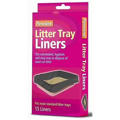 Pennine Cat Litter Tray Liners