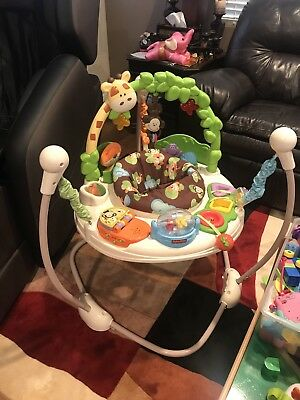 fisher price jumperoo Baby Jumper