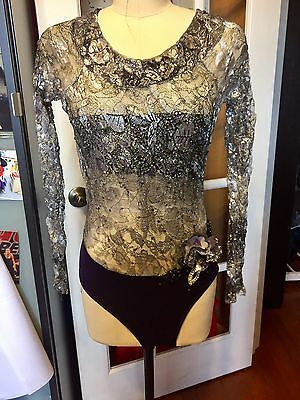 Award Winning Dancela Designs Contemporary Custom Competition Dance Costume
