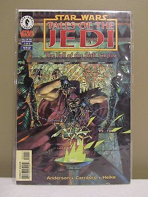 Star Wars Comic Book Tales of the Jedi - The Fall of the Sith Empire 1 of 5