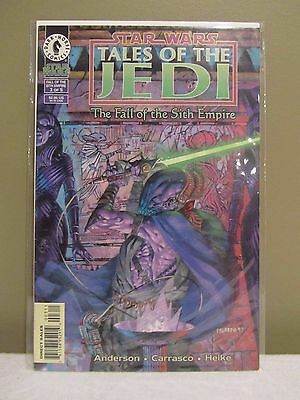 Star Wars Comic Book Tales of the Jedi - The Fall of the Sith Empire 3 of 5