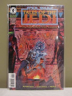 Star Wars Comic Book Tales of the Jedi - The Fall of the Sith Empire 4 of 5