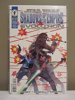 Star Wars Comic Book Shadows of the Empire - Evolution 3 of 5