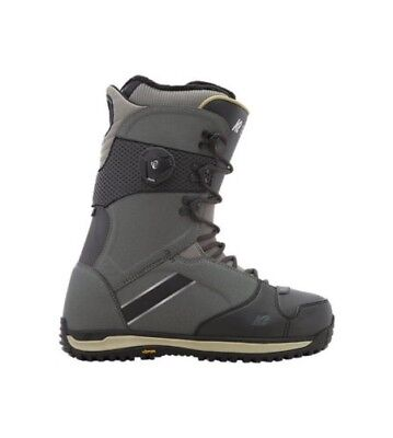 K2 Snowboard Boots - Ender 2017 - Lace, BOA, All-Mountain Freestyle, Mid Stiff