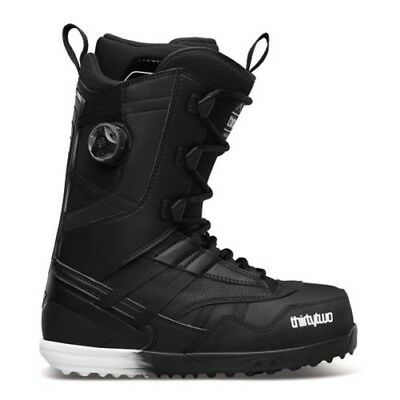 Thirtytwo 32 Session Black Snowboard Boots New 2015 Lace Up Boa Boot