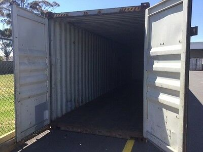 40ft Hi Cube Shipping Container