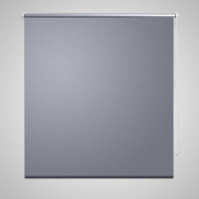 Roller Blind Blackout Grey Daynight Window Blinds Sunscreen Quality Multi Sizes