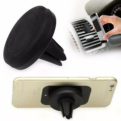 Black Universal Car Air Vent Mount Cradle Stand Holder For Smart Cell Phone Hot